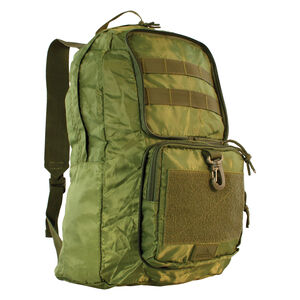 Red Rock Collapsible Backpack OD Green 85-001OD