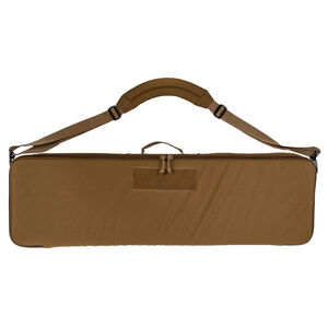"Grey Ghost Gear Single Rifle Case 38""x11""x4"" Carrying Strap Nylon Coyote Tan"