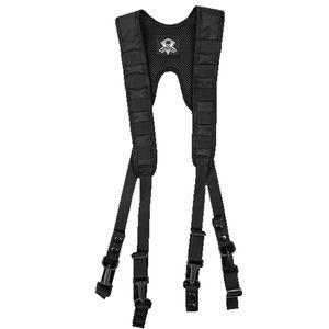 Grey Ghost Gear LE Duty Belt Suspenders Harness Black