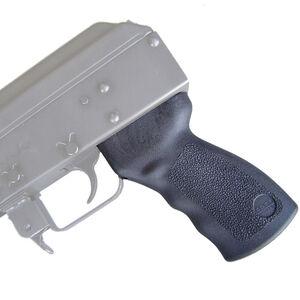 ERGO Rigid AK Grip Ambidextrous Polymer Black 4130-BK
