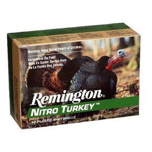 """Remington Nitro Turkey 12 Ga 3"""" #4 Lead 1.875 oz 10 rds"""