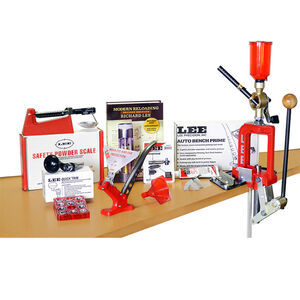 Lee Precision Deluxe Challenger Kit