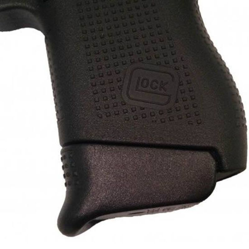 Pearce Grip Extension for GLOCK 42 Magazines Plus 1 Polymer Black 2-PG-42-1
