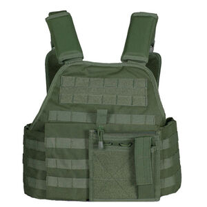 Fox Outdoor Vital Plate Carrier Vest Olive Drab