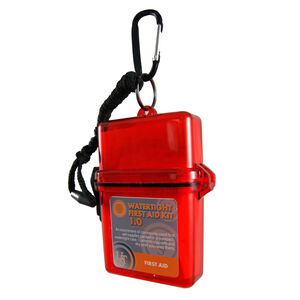 Ultimate Survival Technologies Watertight First Aid Kit 1.0 Red 80-30-1465