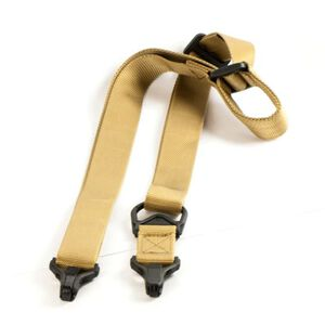 JE Machine Quick Action Convertible 1/2 Point Sling MS3 Coyote