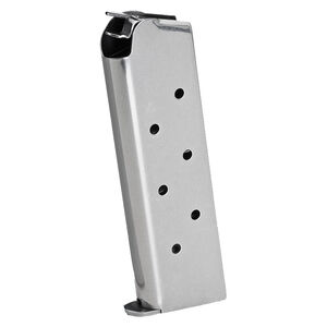 Springfield Armory 1911 Full Size 8 Round Magazine 10mm Auto Stainless Steel Natural Finish