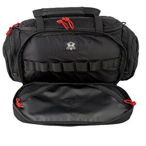 Grey Ghost Gear Range Bag 9x20x7 1260 Total Cubic Inches 500D Nylon Black