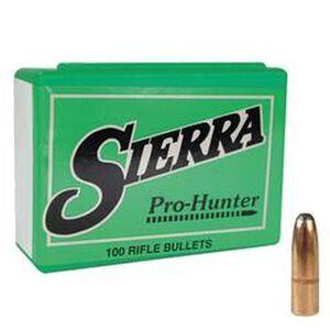 "Sierra .358 Caliber .358"" Diameter 200 Grain Pro-Hunter Round Nose Bullets 50 Count 2800"