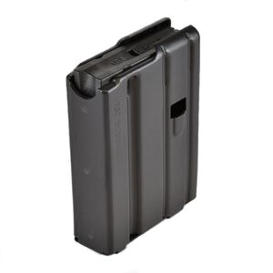 D&H Tactical AR-15 .450 Bushmaster 4 Round Aluminum Magazine With D&H Black Follower Black Anodized