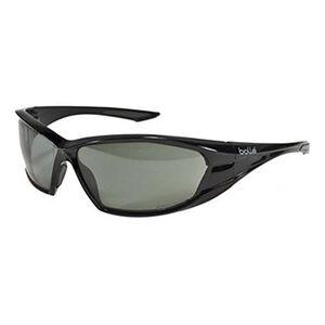 Bolle Ranger Smoke Tactical Glasses Black Frames