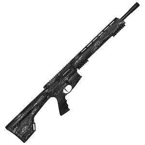 "Brenton Stalker Carbon Hunter 6.5 Grendel Semi-Auto Rifle 18"" Threaded Barrel 5 Rounds Synthetic Stock Midnight Camo Finish"