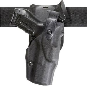 Safariland 6360 ALS Duty Holster Beretta PX4 Storm Level 3 Retention Right Hand SafariLaminate STX Tactical Black 6360-180-131