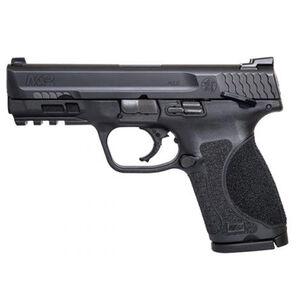 """S&W M&P9 M2.0 Compact 9mm Luger Semi Auto Pistol 4"""" Barrel 15 Rounds Thumb Safety Armornite Finish Matte Black"""