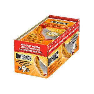 Hot Hands Heat Pack Insole Foot Warmer
