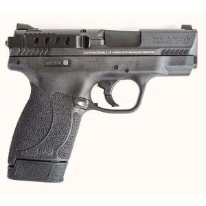 Techna Clip by Amend2 Retention Belt Clip S&W M&P Shield .45 Ambidextrous Steel Black SH45BA