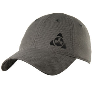 Magpul Core Cover Ballcap Size Large/X-Large Eyelet Venting/Stretch Fit High Performance Polyester Fabric Gray MAG729-020-LXL