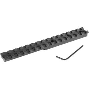 EGW H&R Handi Rifle Picatinny Scope Mount Aluminum Blk