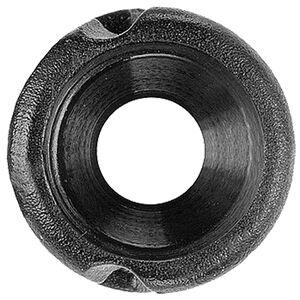 "Pine Ridge Feather Peep Sight 1/4"" Aperture Polymer Black"