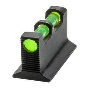 HiViz Target Front Sight fits All GLOCK Models Except 42/43/MOS LitePipes Front Sight Steel Black