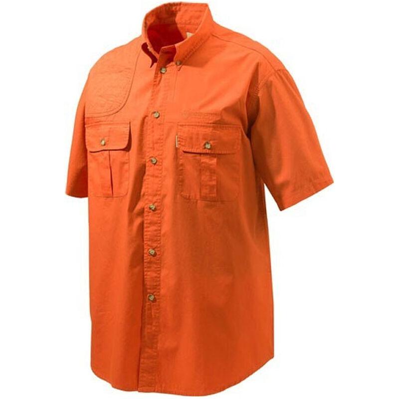 Beretta Special Purchase Men's Shooting Shirt Short Sleeve 3XL Tan