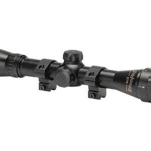 KONUSPRO 4x32mm Riflescope With AO And Rings Engraved Reticle