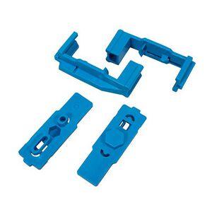 Hexmag HexID AR-10/.308 Mag Color Identification System Blue 2 Pack HXID2-SR25-BLU