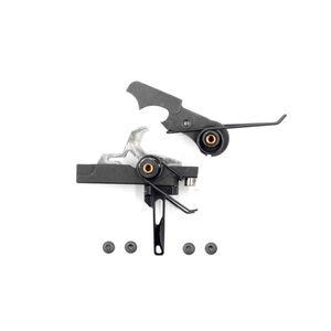 Airborne Arms Geronimo Trigger System Straight Shoe Adjustable Black