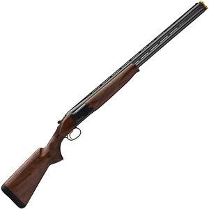 "Browning Citori CXS Micro 12 Gauge O/U Break Action Shotgun 24"" Barrels 3"" Chambers 2 Rounds Walnut Stock Blued"