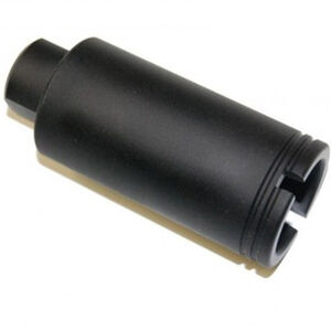 GunTec AR-10 Cone Flash Can .30 Caliber 5/8x24 Threads T6 Aluminum Black Finish