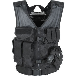 Voodoo Tactical MSP-06 Entry Assault Vest Black Multicam 20-8112072330