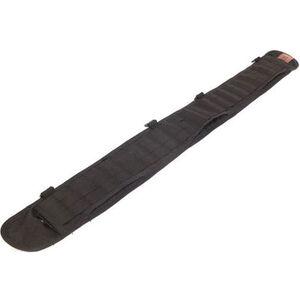 High Speed Gear Sure-Grip Padded Belt Slotted Medium Black