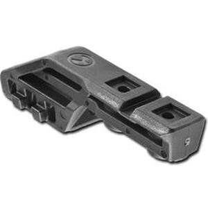 Magpul AR-15 MOE Scout Mount One O'Clock Right Side Polymer Black MAG403-RT-BLK