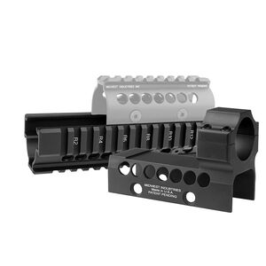 Midwest Industries Extended Handguard and Cover Black