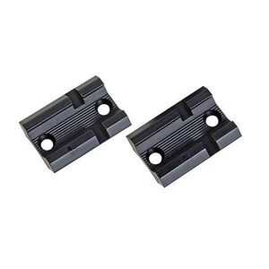 Weaver Top Mount Base Pair Marlin 336 Matte Black