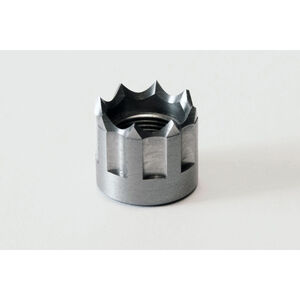 """LongShot Viper Thread Protector 1/2""""-28 for Hi-Point 3895TS & 995TS w/ Threaded Muzzle Stainless Steel"""