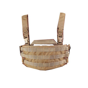 High Speed Gear AO Chest Rig H-Harness Cordura Coyote Brown