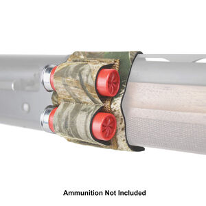 Beartooth Products SideShell Holds 2 Extra Rounds Fits Most Semi Auto Shotgun Forends Neoprene Realtree Max-5 Camo