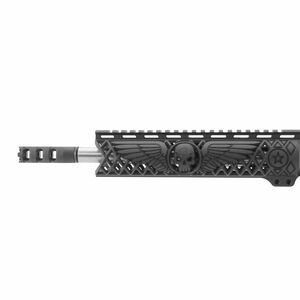 "Unique-ARs 9"" Slim Wicked AR-15 Handguard Black"