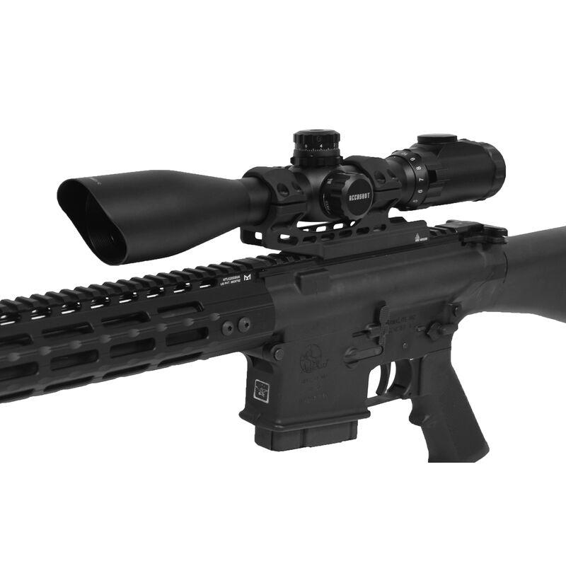 UTG ACCU-SYNC 30mm High Profile 50mm Offset Picatinny Rings, GM