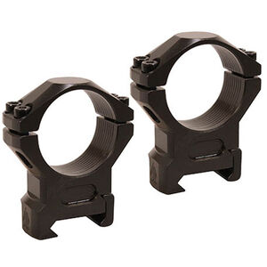 UTG 34mm Two-Piece High Profile Steel Picatinny Rings 16mm Wide