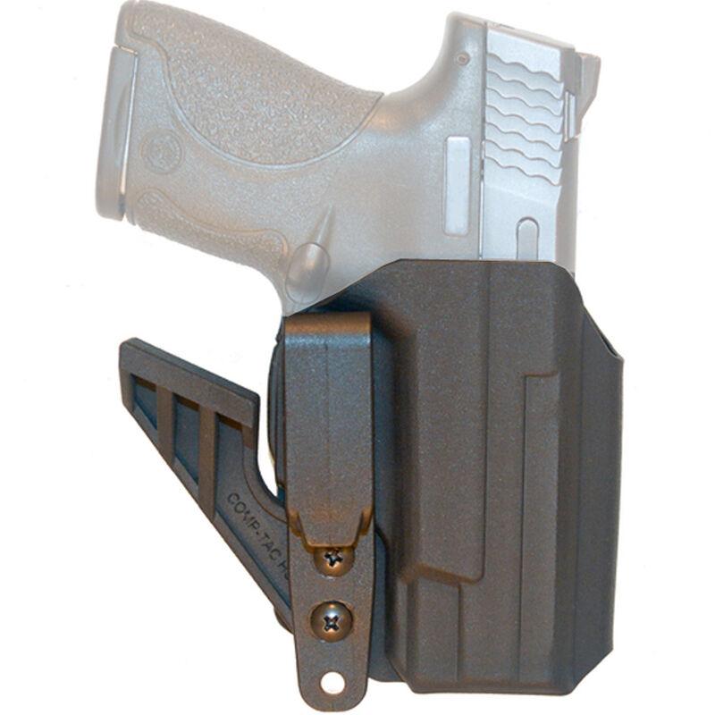 Comp-Tac eV2 Holster GLOCK 19/23/32 Gen1-5 IWB Right Hand Kydex Black