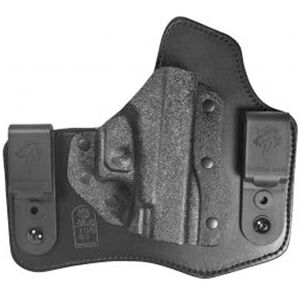 DeSantis Intruder IWB Holster For GLOCK 42 Right Hand Leather/Kydex Black 105KAY8Z0