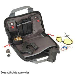 G-Outdoors Double Pistol Case Nylon Black GPS-1308PC