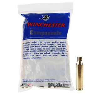 Winchester .22 Hornet Unprimed Rifle Brass Cases 100 Count