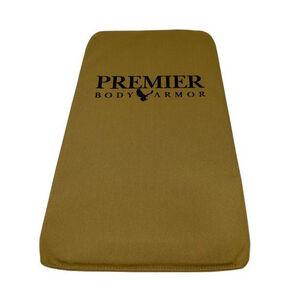 """Premier Body Armor 5.11 Moab Backpack Panel 9.5"""" x 15"""" Level IIIA Tan"""