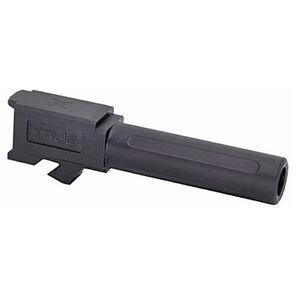 True Precision GLOCK 26 Non-Threaded Drop In Replacement Barrel 9mm Luger Black DLC Finish