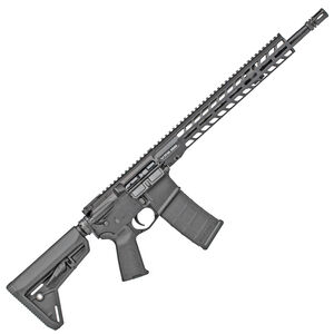"Stag Arms STAG-15 Tactical 5.56 NATO AR-15 Semi Auto Rifle 16"" Barrel 30 Rounds M-LOK SL Hand Guard Magpul Stock/Grip Matte Black Finish"