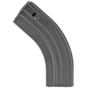 DURAMAG by CProductsDefense AR-15 SS Magazine 7.62x39 Soviet 30 Rounds Stainless Steel Matte Black Finish
