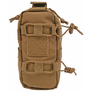 Grey Ghost Gear Slim Medical Pouch MOLLE Compatible Nylon Coyote Brown